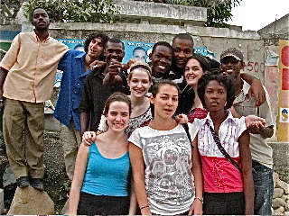 Aaron Krupp: Giving Haitians Hope by Giving Them a Voice