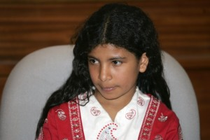 10-year-old Yemeni Nujood Ali obtained a divorce in 2008 (Reuters)