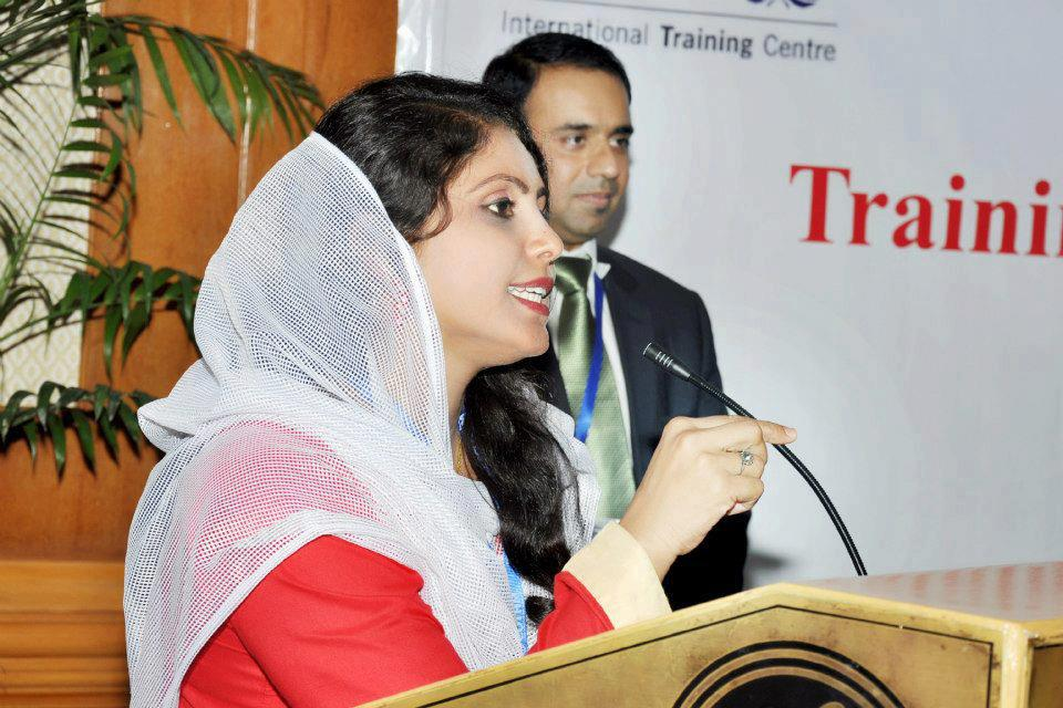 Empowering and Young Pakistani Women