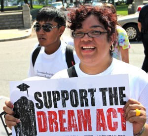Dreamers Symbol in Debate on Immigration Reform