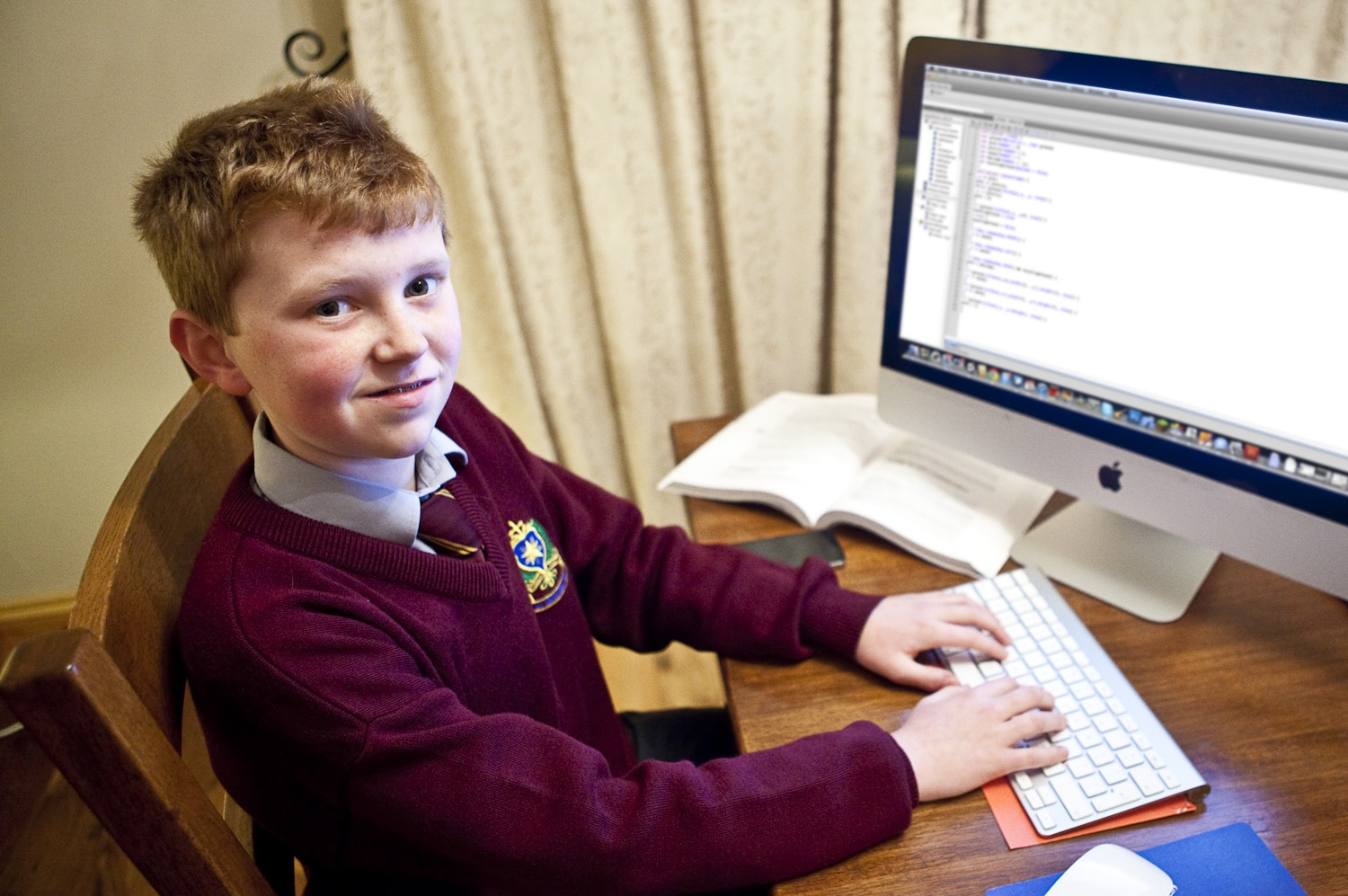 Jordan Casey: the youngest iOS app developer in Europe