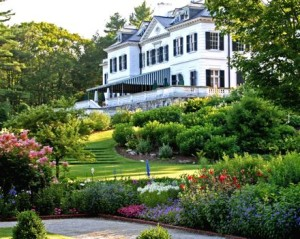 The Mount, located in Lenox, Massachusetts.