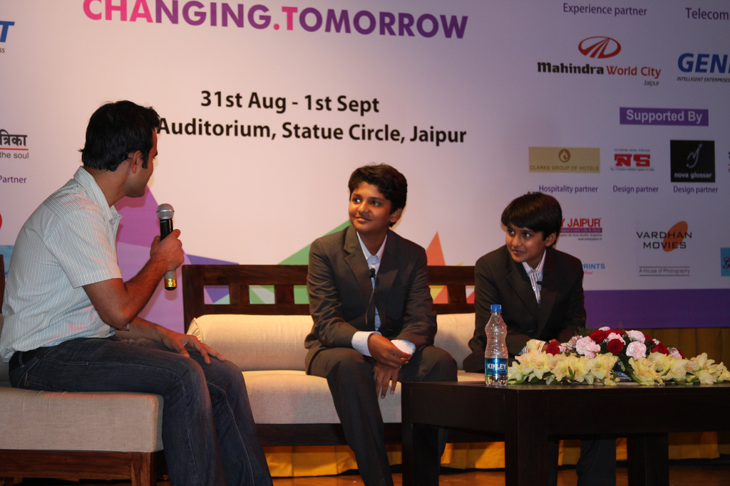 Preteen Indian brothers take the world of mobile apps by storm
