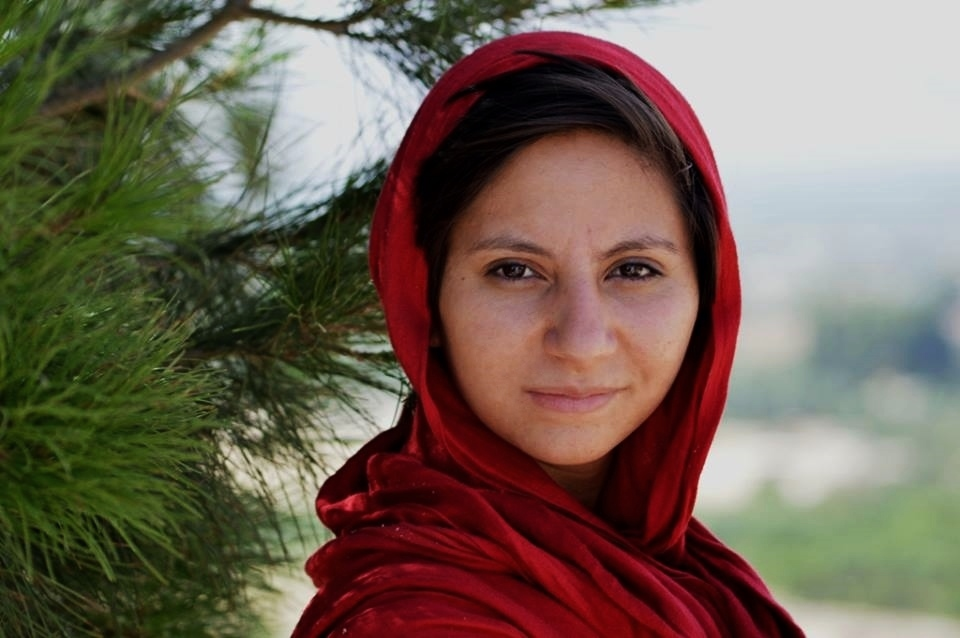 Young Writer Changing Afghanistan for Women