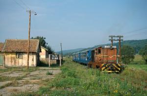 Tilo Rosner - loco 87 0017 la Hosman in 2001