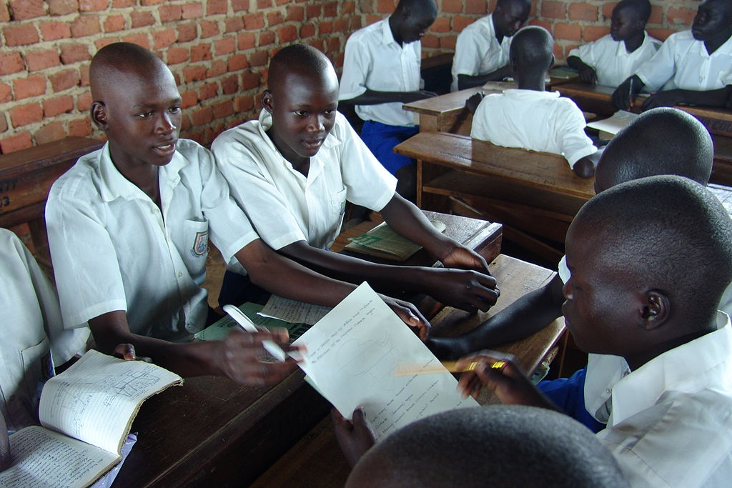 William Muyomba challenges corporal punishment of Ugandan students with disabilities