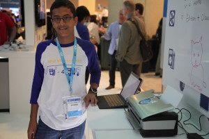 Head of a Techwiz and a Heart of Gold- Shubham Banerjee