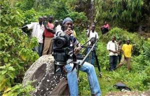 "Self-taught Film-Maker Isaac Oboth Sees ""African HBO"" on his Horizon"
